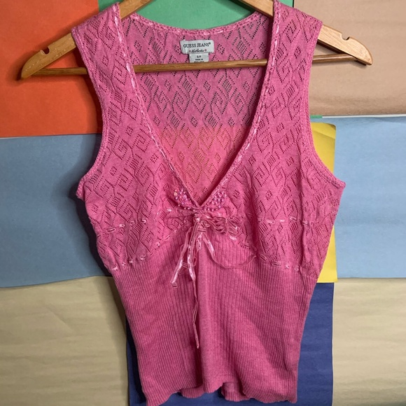 Guess Jeans Authentic Tank Top size S